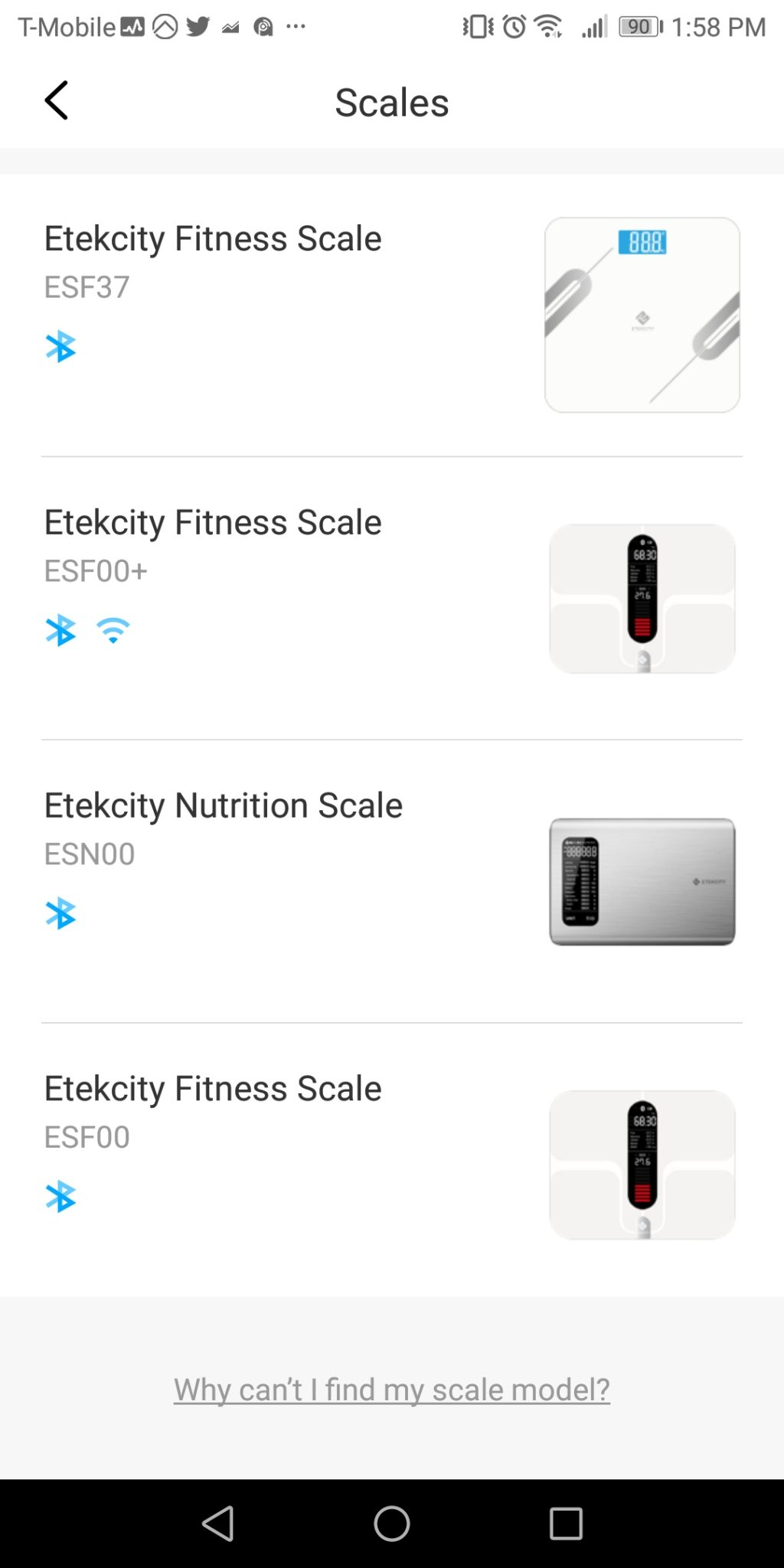Etekcity WiFi Smart Scale - Image 4